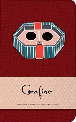 Coraline Hardcover Ruled Pocket Journal (Pocket Journals)