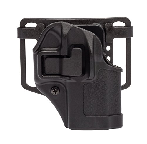 BLACKHAWK Serpa CQC Holster fits Glock 42, Right Hand, Black
