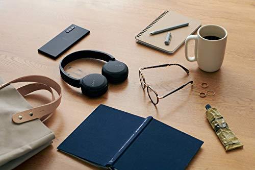 Sony Wh-CH510 Kabellose Kopfhörer (überholt) One size Schwarz