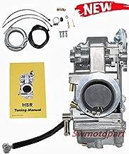 Partman Carburetor For HSR42 42mm Accelerator Pump Performance Pumper Carburetor Carb TM42-6 by Niche Cycle Supply