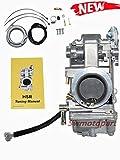 Partman Carburetor HSR42mm H-D Carburetor HSR42 TM42-6 Evo Twin Cam Carb