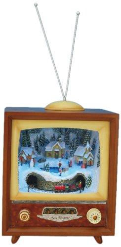 Spieluhrenwelt 51014 Fernseher groß