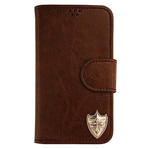 【ROCOCO】XPERIA Ace ケース エクスペリア 手帳型ケース SO-02L 手帳型カバー 携帯ケース スマホケース かわいい 収納 カード入れ Diary Case 携帯 シンプル 人気 デザイン 丈夫 icカード入れ 盾 タテ カッコイイ S