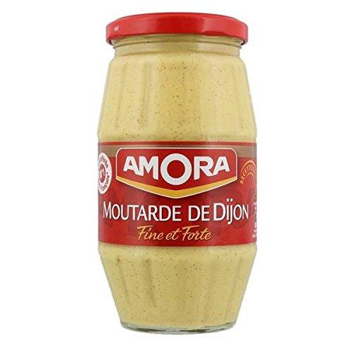 Amora senape di Digione 440g - ( Prezzo unitario ) - Amora moutarde de dijon 440g