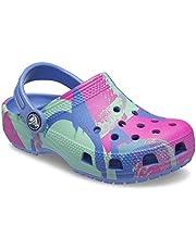 Crocs Classic Ombreblock Clog Kids, Zoccoli Unisex-Bambini