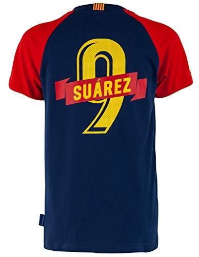 FC Barcelona T-shirt Suarez Barca, officiële collectie, kindermaat