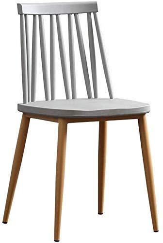 FHW Massivholz, Faul Rückenlehne Hocker, Tagungsraum/Schreibtisch/Büro/Möbel (Farbe: Rot Farbe, Größe: 63x46x56.5CM) FACAI (Color : Gray Color, Size : 63x46x56.5CM)