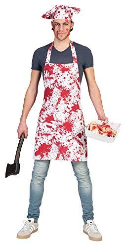 - Metzger Halloween-kostüm