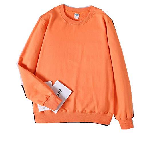N\P Suéter de cuello redondo de gran tamaño