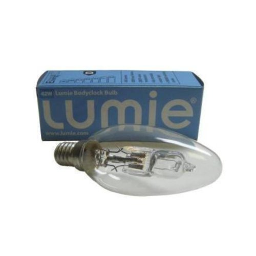 Lumie Bodyclock halogeenlamp 42 W