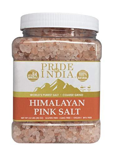 Pride Of India reines rosa Salz des Himalayas