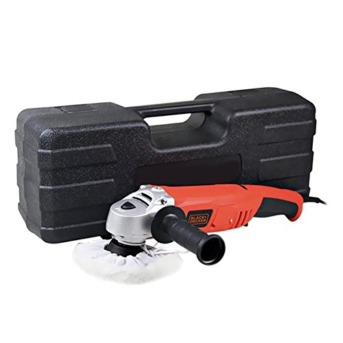 Politriz Orbital 5' 600W Black+Decker
