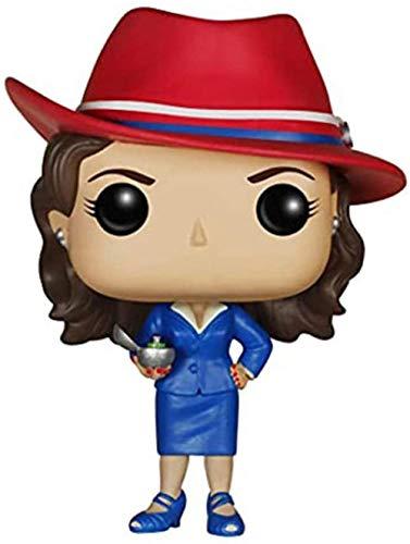 Pop Agent Carter- Carter # 96 Decoración de Coches
