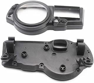 JYMotor Speedometer Tachometer Gauge Case Cover for Suzuki Gsx-r 600 750 04-05 1000 2003-2004