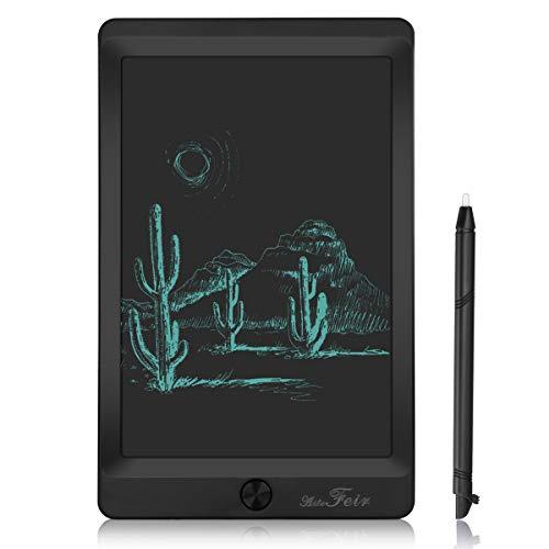 AiteFeir LCD Grafiktablet Schreiben Elektronischer Notizblock Digital Schreibtafel Stift Papierlos Grafiktablet mit für Schreiben Malen Notizen Designer Lehrer Studenten (8,5 Zoll)