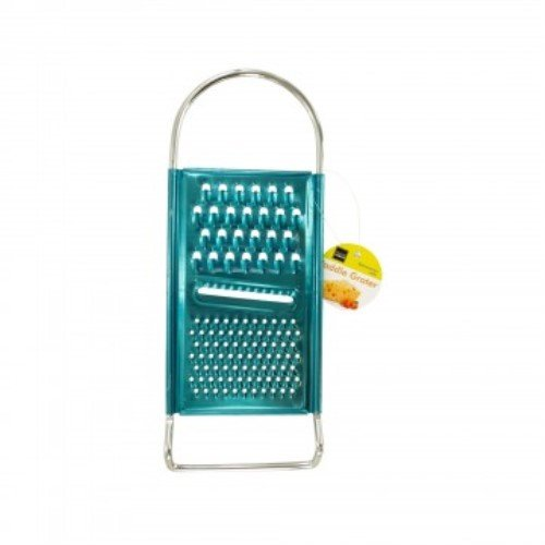 Kole All Metal Multi-Function Paddle Grater, Regular