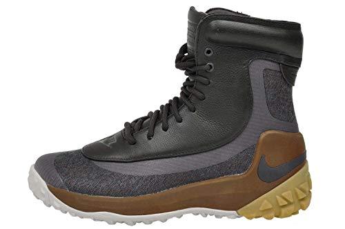 Nike Womens Zoom Kynsi Jacquard Waterproof Boot 806978-202 (6) Brown