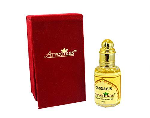 Chakra Cannabis aceite de perfume natural 100% pura y natural–Aceite 10ml