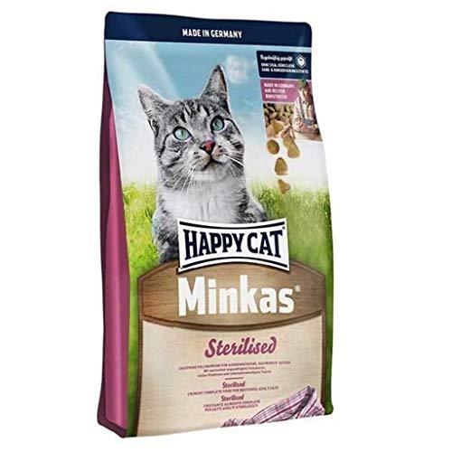 Happy Cat Supreme Sterilised Weide-Lamm, 10 kg