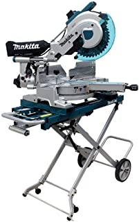 Makita LS1016LX5 10-Inch Dual Slide Compound Miter Saw with Laser and Stand