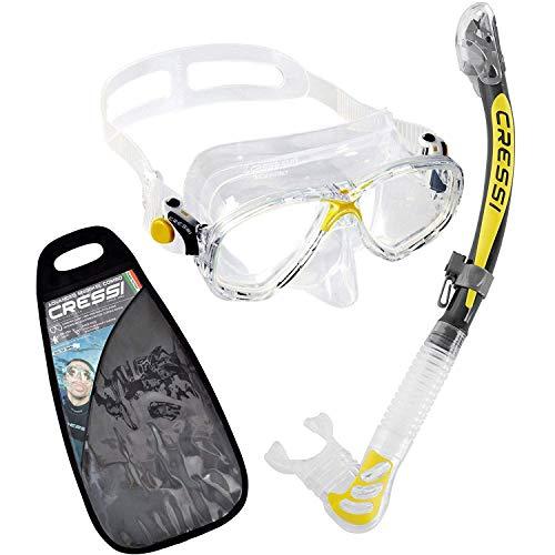Juego de máscara y tubo para snorkel Marea de Cressi