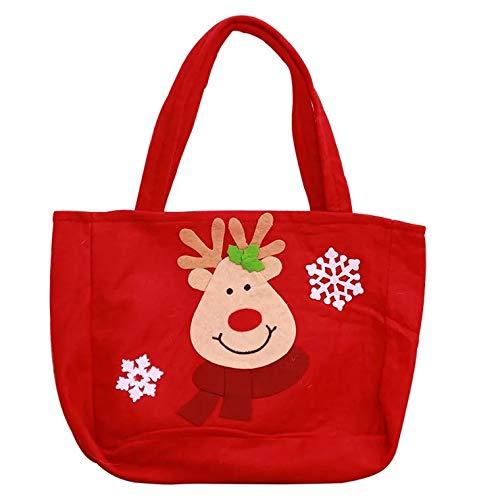 thematys Bolsas Rellenar Diferentes diseños decoración navideña (Reno)