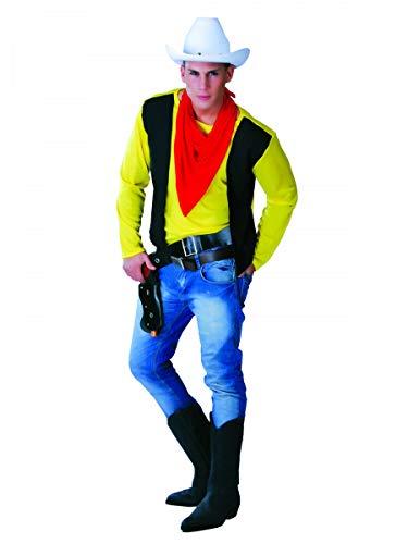 Fiestas Guirca Cow Boy Adulte l 52-54 Costume pour Adulte