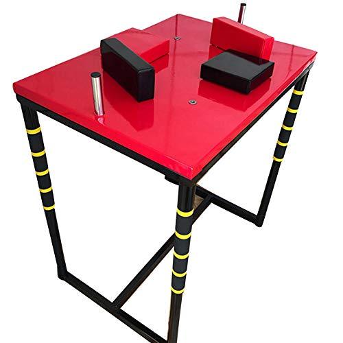 HXSYD Standardarm-Wrestling-Tisch, Handgelenk-Wrestling, Arm-Wrestling-Tisch, Arm-Wrestling-Muskel-Übungsmittel