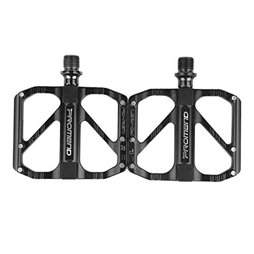Pedali per Bici, Jsdoin 9/16' Pedali in Lega di Alluminio per MTB, Ultraleggeri Universali Pedali Bici Antiscivolo, per Strada Montagna Bicicletta, BMX Biciclette, Ciclismo Biciclette