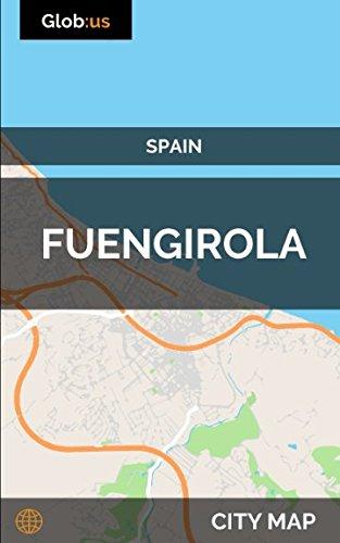 Fuengirola, Spain - City Map [Idioma Inglés]