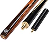 Best Snooker Cues - AONETIGER Snooker Cue Billiard Cue 3/4 Jointed Handmade Ash Review