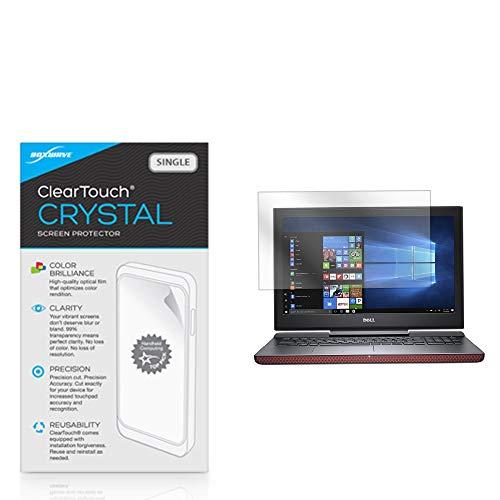 Película protetora de tela para Dell Inspiron 15 7000 (7567), BoxWave [ClearTouch Crystal] película de cristal HD para proteger contra arranhões para Dell Inspiron 15 7000 (7567)