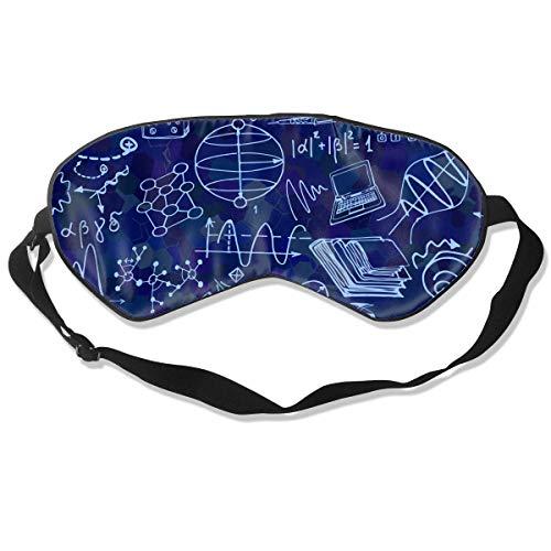 Augenmaske Schlafmaske für Männer Weiche Augenabdeckung für Good Night\'s Rest Fashion Pattern