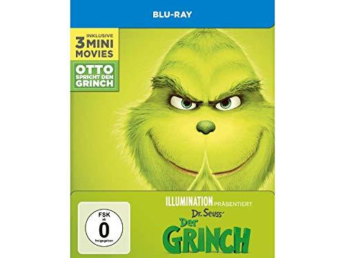 Der Grinch (2018) - Blu-ray - Steelbook - Exklusiv - (Blu-ray)