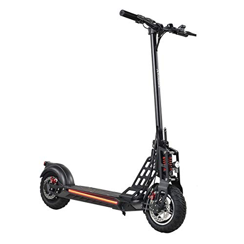 4MOVE Scooter eléctrico 580 W 36 V 10 Ah batería de litio...