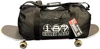 187 Killer Pads Duffel 10 - Black