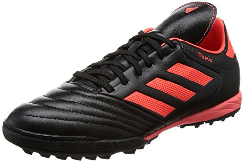 adidas Copa Tango 17.3 TF, Zapatillas de Fútbol Hombre, Rojo (Core Black/Solar Red), 39 1/3 EU