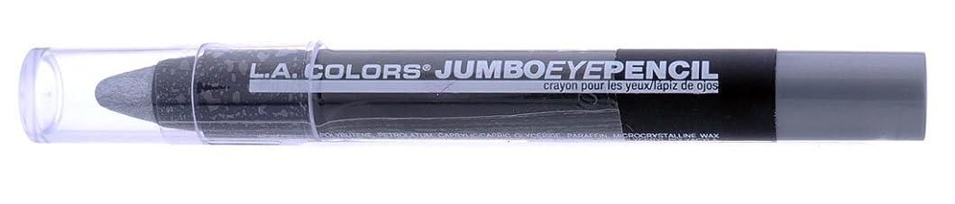 仕様美徳有名なLA COLORS Jumbo Pencil - Saltwater (並行輸入品)