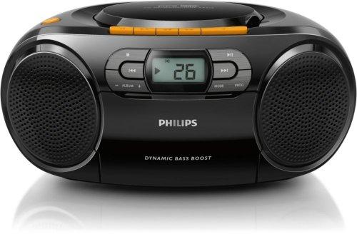 Philips AZ328 Radiorekorder (CD-Player,MP3)