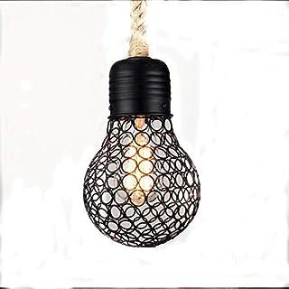 Amazon.es: lámparas rusticas de techo - Últimos 30 días: Iluminación