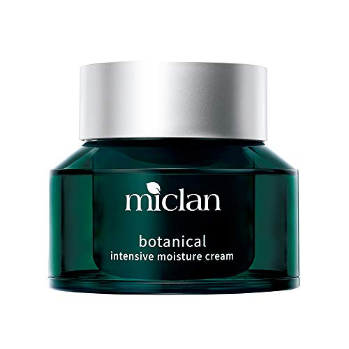 [Miclan] Botanische intensive feuchtigkeitsspendende Creme - Schwedische Sheabutter-Dampfcreme mit hohem Feuchtigkeitsspendendem Effekt für trockene Haut