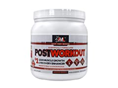 LEAN MUSCLE GROWTH AND RECOVERY ENHANCER - Strength training promotes muscle growth and strength, but not without first driving the body into a catabolic state that breaks down specific muscle tissue components, such as glycogen and protein, to suppl...