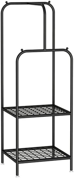 ZHONGTAI Bathroom Storage New York Mall A surprise price is realized Freestanding Tier 2 Met Shelf