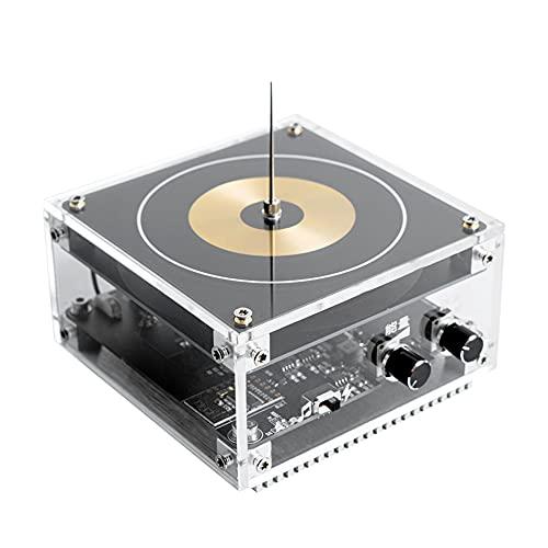 conpoir Electrónica multifuncional Audio Música Módulo de bobina Tesla Altavoz de plasma Sonido Ciencia sólida Juguete experimental con BT