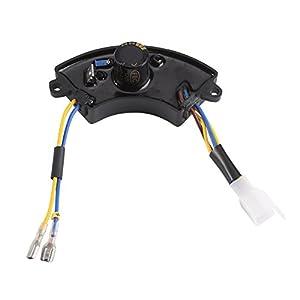 Regulador De Voltaje Automático En Forma De Arco Avr Para Generador Eléctrico De Gasolina 2kw-3kw 168f