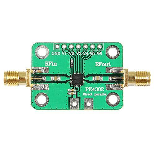 Módulo electrónico Attenuador NC Modo inmediato paralelo PE4302 Equipo electrónico de alta precisión