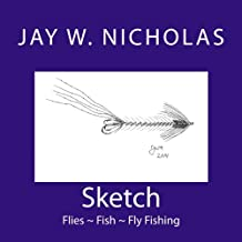 Sketch: Fly Fishing and Fish Art Images