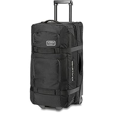 Dakine Unisex Split Roller Wheeled Travel Bag, 85l, Black