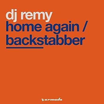 Home Again / Backstabber