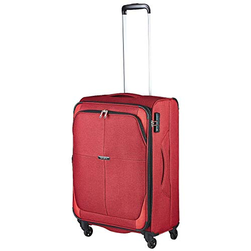 Travelite Nida 4-Rollen Trolley 67 cm rot